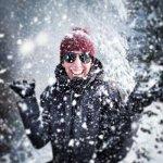 Januar - der Schneemonat