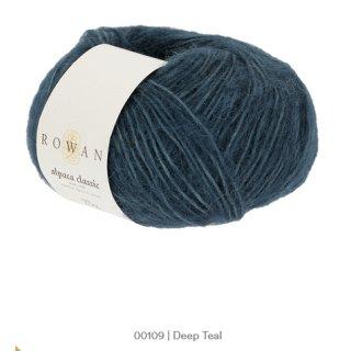 Alpaca Classic 109 deep teal
