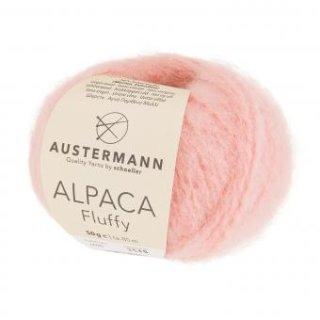 Alpaca Fluffy 0020 rosa