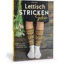 """Lettisch stricken """"Socken"""" von Ieva Ozolina"""